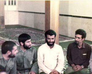 خاطره نقش حاج کاظم در آزادسازی تنگه چزابه
